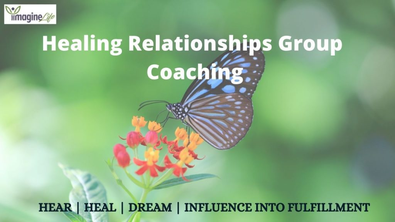 healing relationships group coaching