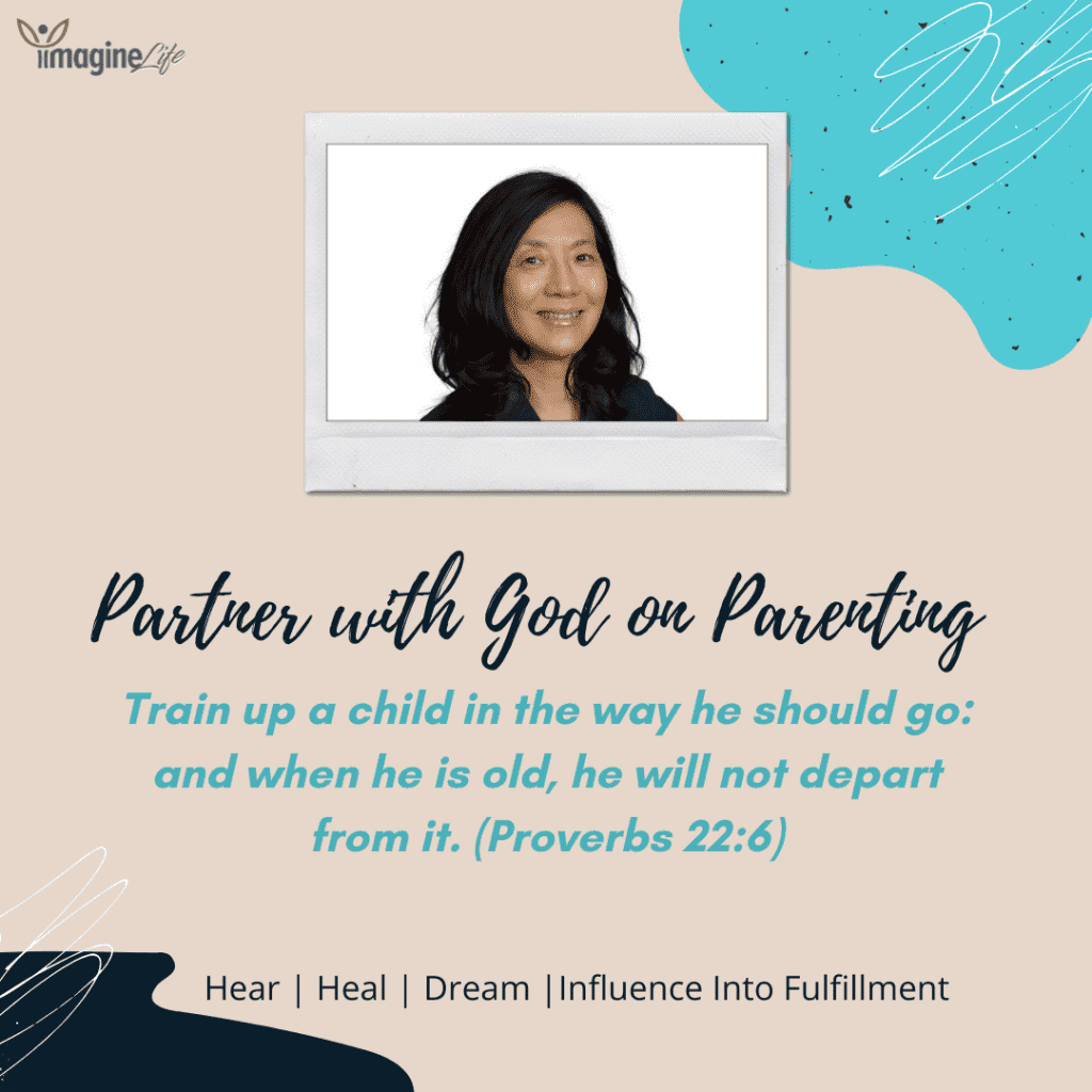 partner with God on parenting